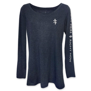 T-Shirt Long Sleeve Ladies' RHRN Symbol