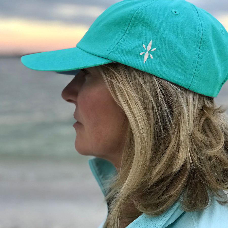 Right Here Right Now Mindful Baseball Cap - Wear the Moment