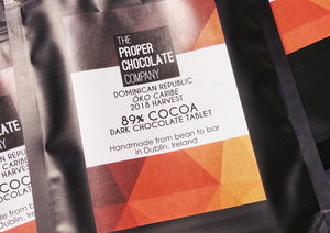 MORE COMING SOON - Dominican Republic Single Origin - Öko Caribe 89%