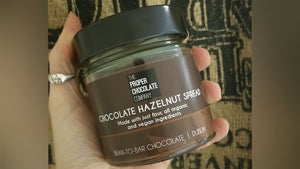 MORE COMING SOON - Chocolate Hazelnut Spread - 4 ingredients, all organic