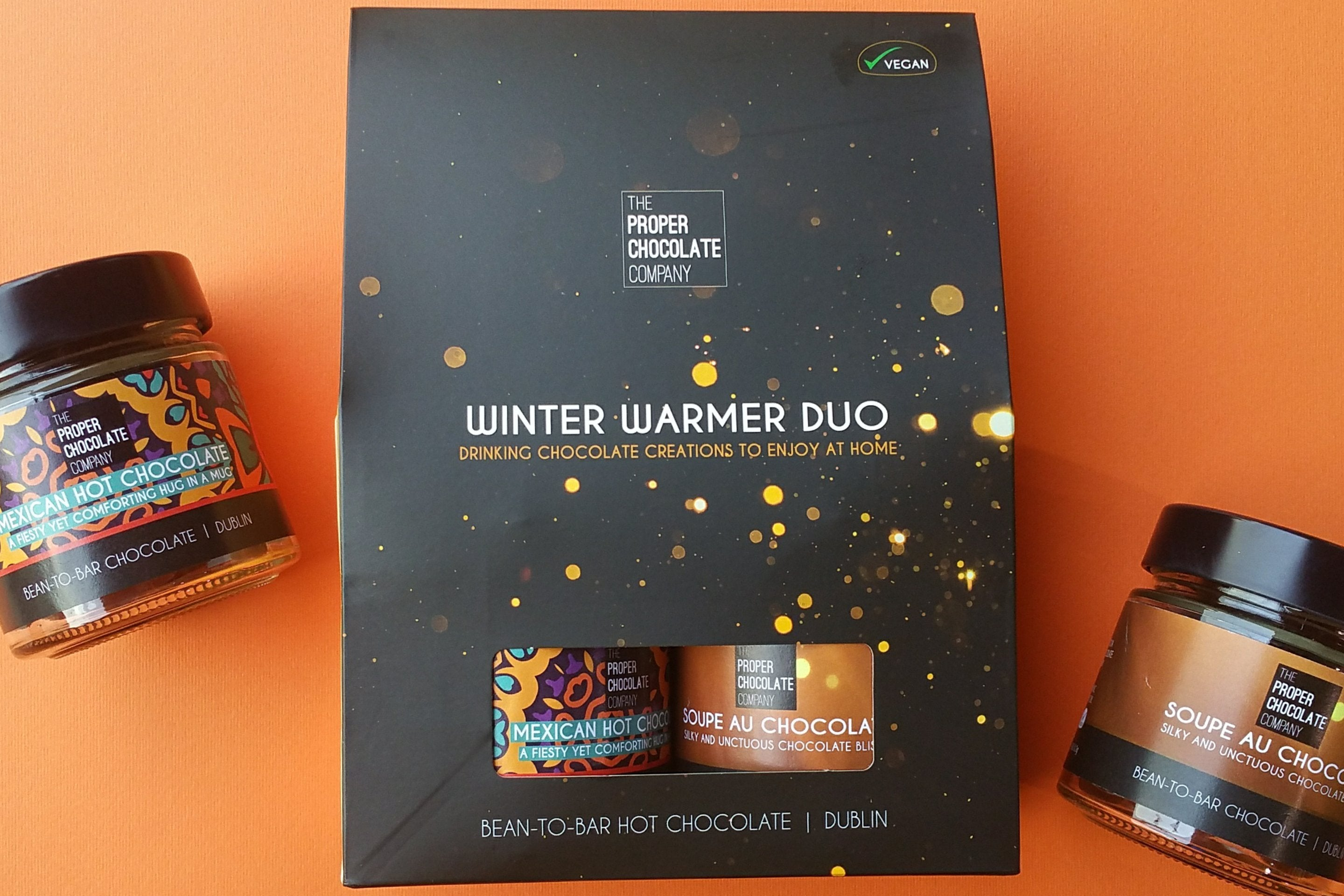 Winter Warmer Duo - Hot Chocolate Creations To Enjoy At Home