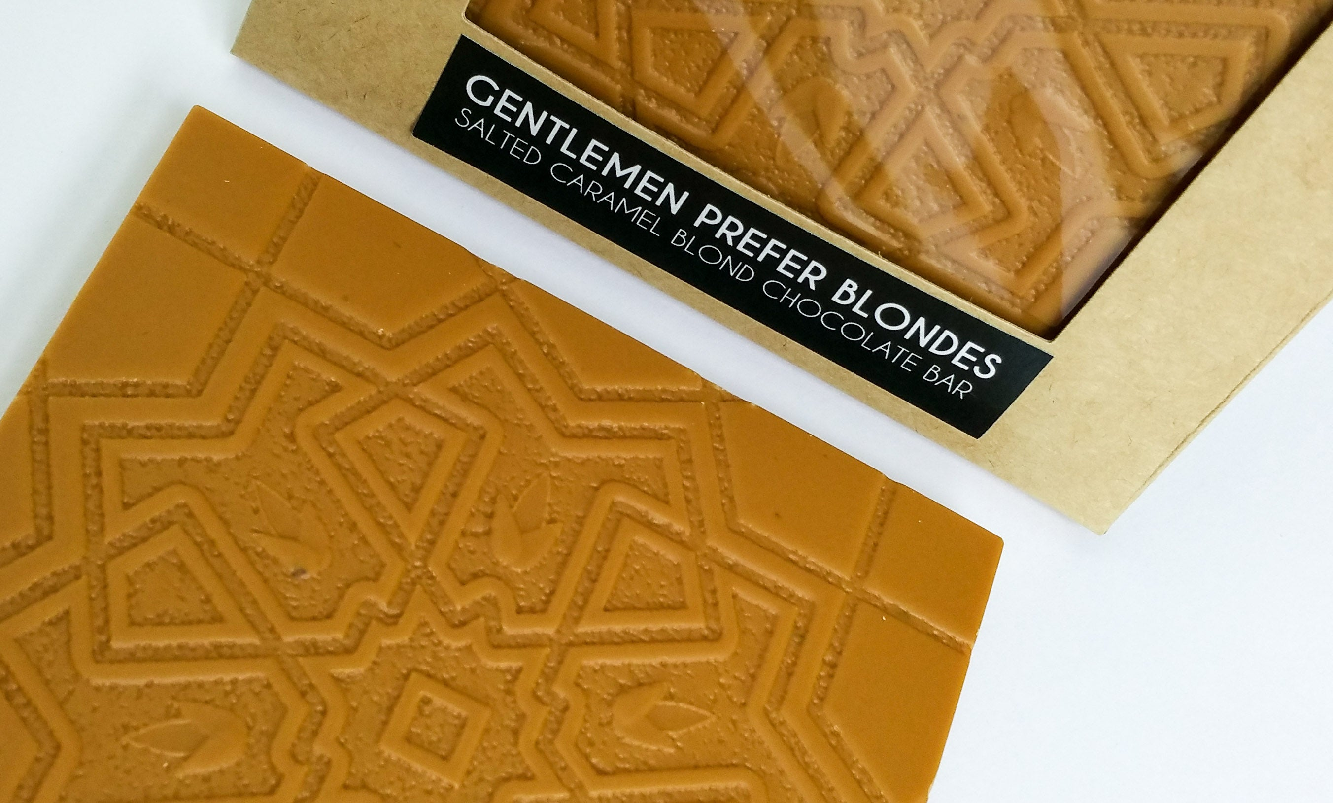 Gentlemen Prefer Blondes [Salted Caramel Blond Chocolate]