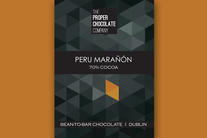 Peru Single Origin - Marañón 70%