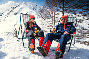 Retro Ski Wear - Red7SkiWear