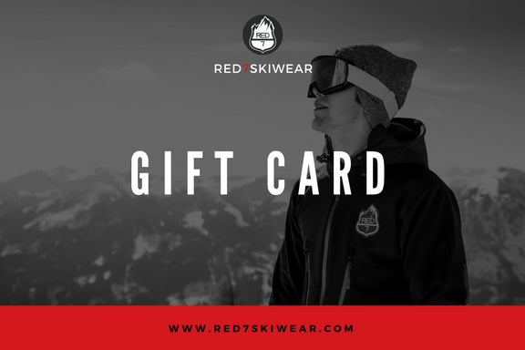 Present Ideas - Red7 Ski Wear Gift Card