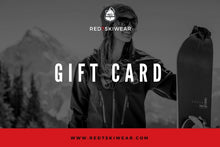 Cool Present Ideas - Red7 Ski Wear gift card