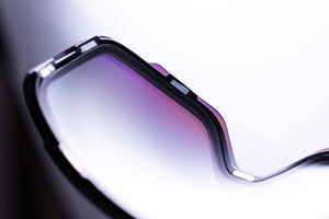 R7SW Performance Ski Goggles - Purple magnetic lens