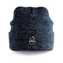 RED7 HEATHER BEANIE - PETROL BLUE