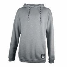 Grey R7SW Soft Cotton Hoodie - Red7 SkiWear Eco Friendly Clothing