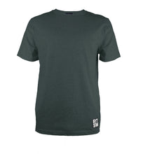 R7SW DARK GREY SUSTAINABLE TSHIRT FROM RED7 SKIWEAR