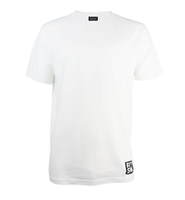 SUSTAINABLE WHITE R7SW SOFT COTTON TSHIRT