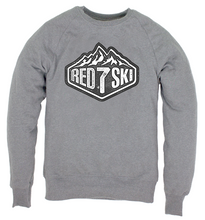 """RED7SKI"" ORGANIC COTTON SWEATSHIRT"