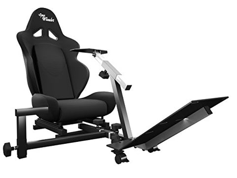 Openwheeler Advanced Gaming Chair with Gear Shifter Mount (black)