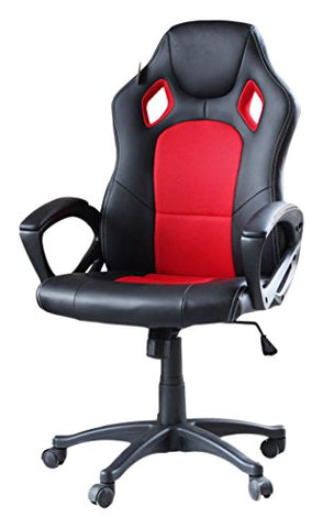 EBS Ergonomic Gaming Chair (Red)