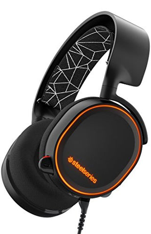 SteelSeries Arctis 5 Gaming Headset with DTS Headphone:X 7.1 Surround