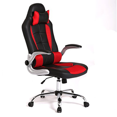 High Back  Bucket Seat Gaming Chair