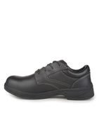 Magog, Black | Waterproof Leather Safety Work Shoes | CSA & ESR