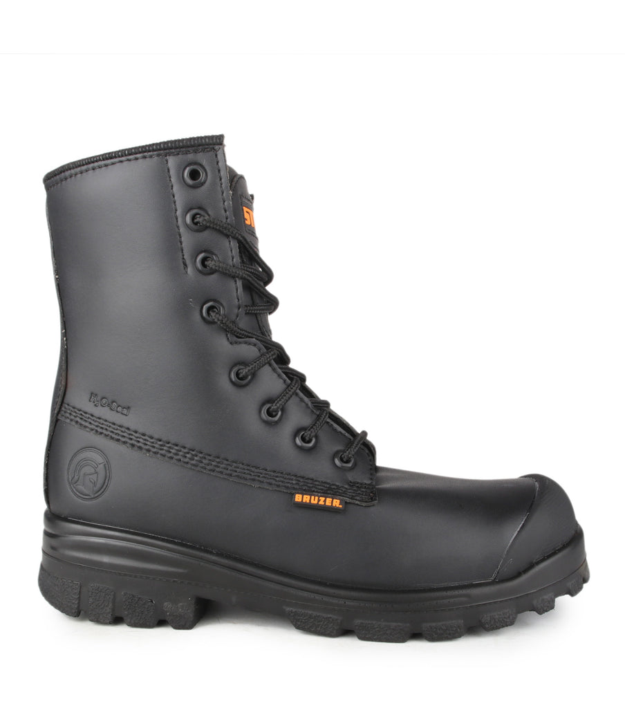 "Keep, Black | 8"" Work Boots"