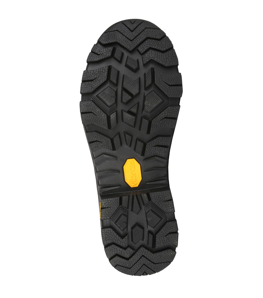 "Morgan, Black | Metal free waterproof 8"" Work Boots 