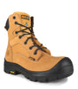 "Canuck, Tan | Waterproof Nubuck leather 8"" Work Boots 