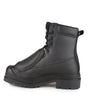 "Buster, Black | 8"" Work boots with External metatarsal protection - STC Footwear"