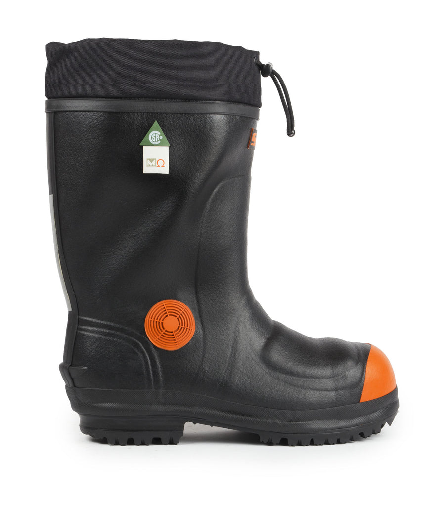 "Cobalt | 14"" Rubber insulated mining boots 