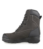 waster, Black | Waterproof nubuck leather 8