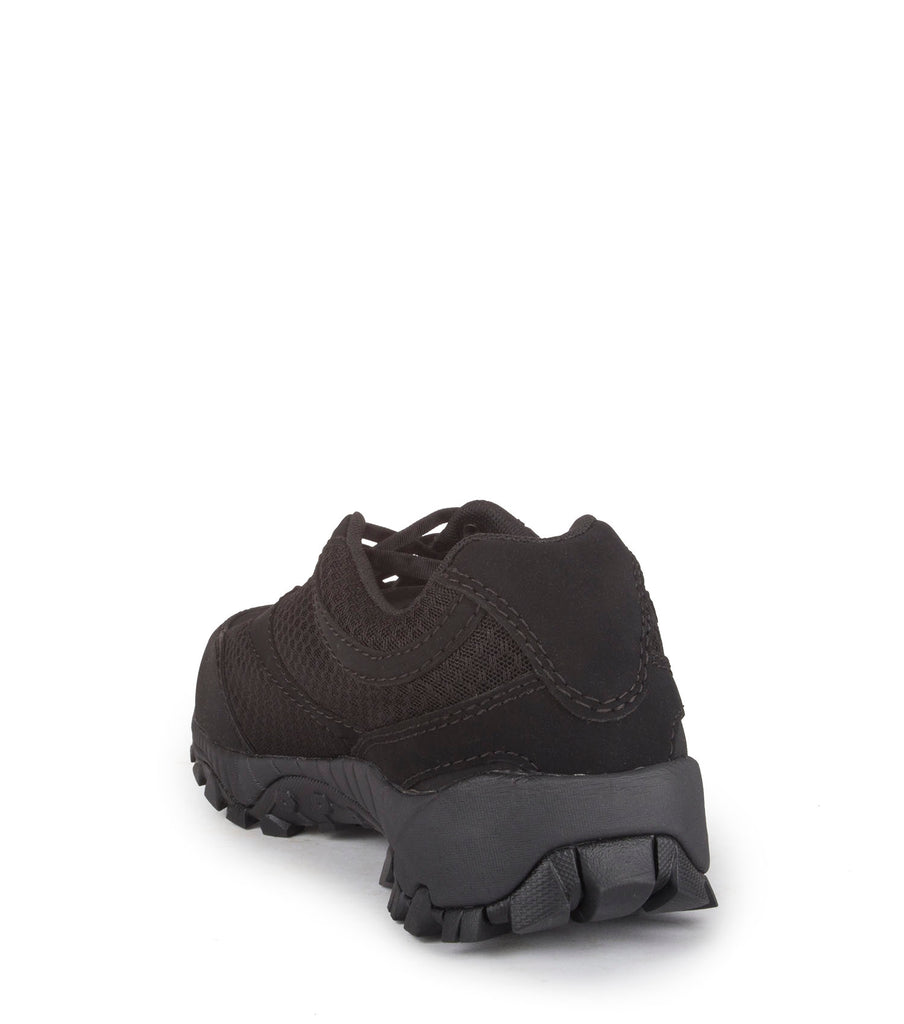 Moonlight, Black | Synthetic PU & Nylon Safety Work shoes | Vibram