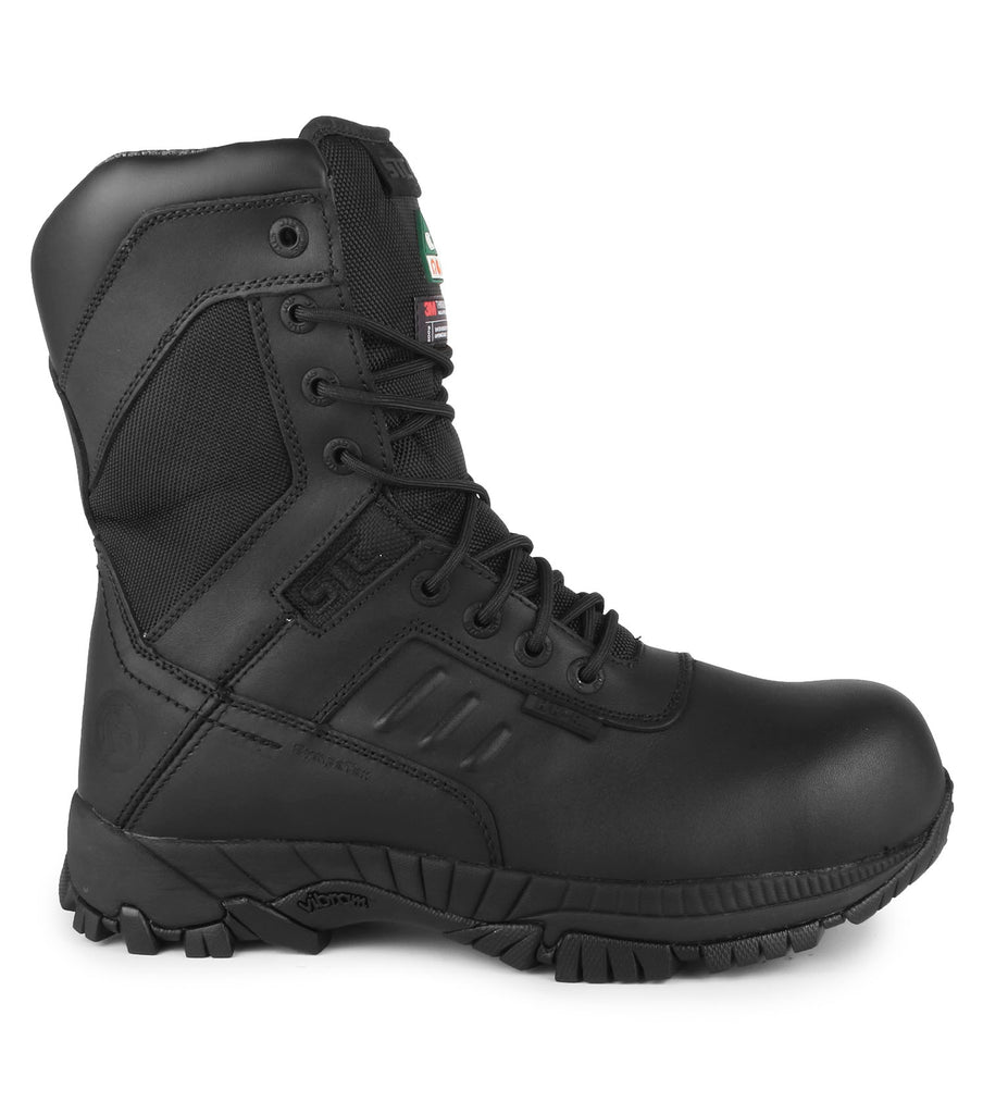 "Tactik |  8"" Work Boots 
