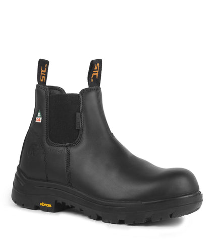 "Alarm, Brown | 6"" Work Boots 