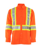 Cover Free-Top, Orange | High-visibility Fire Retardant Shirt