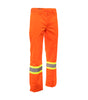 Cover Free-Pant, Orange | High-visibility FR Pants