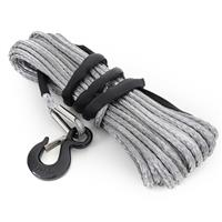 Smittybilt 10,000 Pound XRC Synthetic Winch Rope, 94 Foot Length