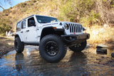"JL/JLU Rubicon Express 2"" Lift Kit with Shock Extensions"