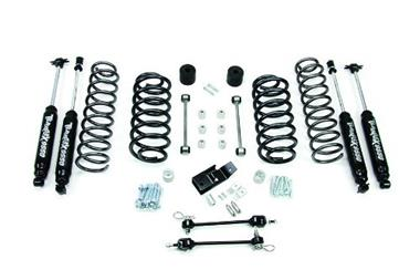 TeraFlex 3 Inch Lift Kit for TJ Rubicon and Unlimited with 9550 Shocks