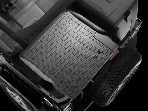 WeatherTech Cargo Liner (Black) 2007-2010 JKU 4 Door