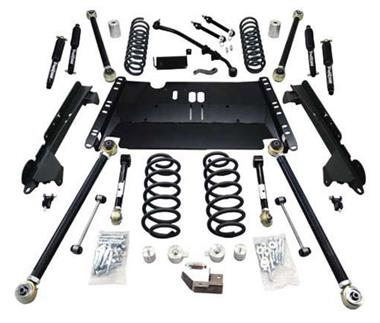 TeraFlex 4 Inch Enduro LCG Lift Kit for TJ