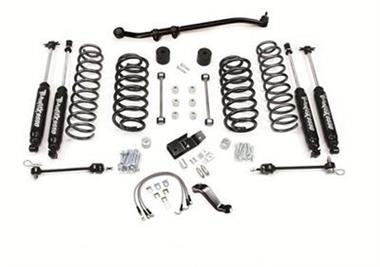 TeraFlex 4 Inch Lift Kit for TJ with Shocks