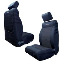 BARTACT Front Seat Cover 2013-2018 Black for JK/JKU