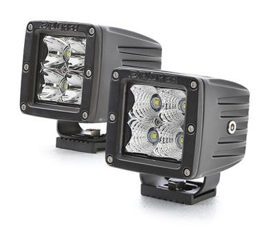 Pro Comp LED 2X2 SQUARE 5W LED FLOOD PAIR