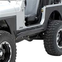 Smittybilt XRC Rock Sliders for LJ