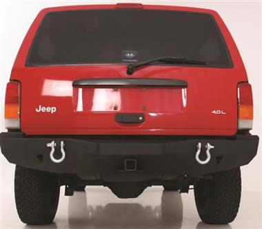 Smittybilt XRC Rear Bumper with Hitch for XJ