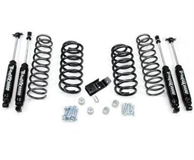 TeraFlex 2 Inch Lift Kit for TJ Rubicon and Unlimited with Shocks