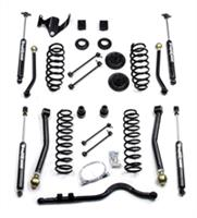TeraFlex 3 Inch Lift Kit with 4 FlexArms, Front Track Bar and 9550 Shocks