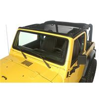 Rugged Ridge Eclipse Sun Shade Top TJ