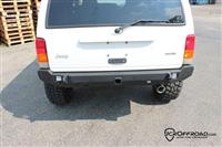 JCR Crusader Rear Bumper for XJ