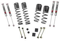 "JL/JLU Skyjacker 2-2.5"" Coil Spring Lift with M95 Shocks"