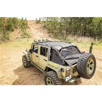 Rugged Ridge Eclipse Cargo Barrier JKU