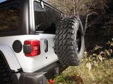 Smittybilt JL Tire Relocation Bracket