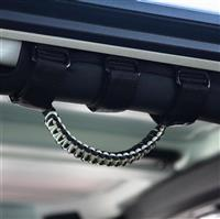 BARTACT Black/Coyote Paracord Grab Handle - Roll Bar